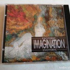 CDs de Música: ROLAND BAUMGARTNER-IMAGINATION, ESOVISION-EV-26. Lote 192814863