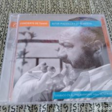 CDs de Música: ASTOR PIAZZOLLA CONCIERTO DE TANGO GRABADO EN VIVO EN EL PHILARMONIC HALL DE NEW YORK. Lote 192832097