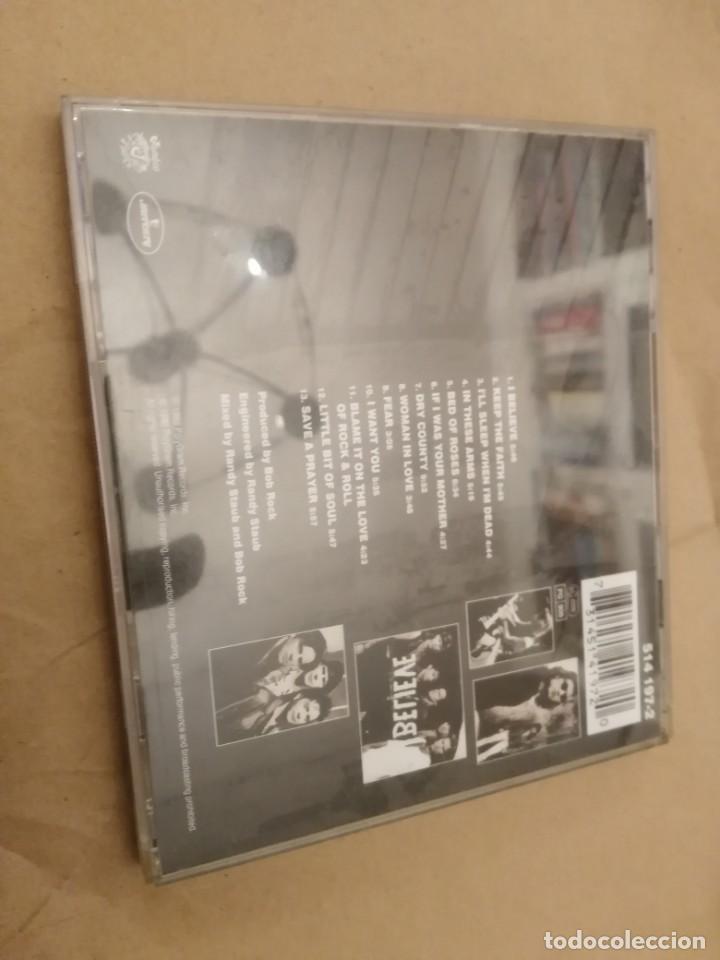 CDs de Música: BON JOVI - RUNAWAY - 7800º FAHRENHEIT - KEEP THE FAITH - Foto 7 - 192845593