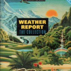 CDs de Música: WEATHER REPORT THE COLLECTION. DOBLE LP DE 1990 RF-7989 , PORTADA DOBLE , BUEN ESTADO. Lote 192861598