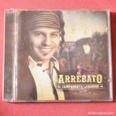 CDs de Música: EL ARREBATO - CAMPAMENTO LABANDON - CD CON 12 TEMAS.. Lote 192865130