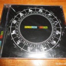 CD de Música: HONDONERO ZODIACO CD ALBUM PRECINTADO DUO MANOLO DIVAGO CONTIENE 12 TEMAS POP ROCK MALAGA. Lote 192927458