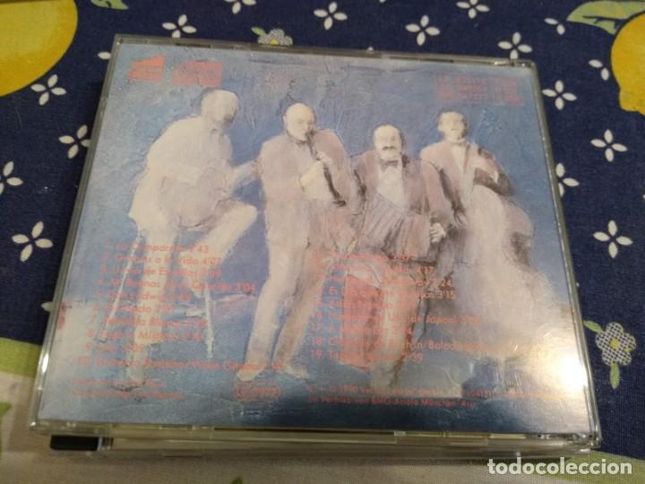 CDs de Música: GIORA FEIDMAN CD CLARINETANGO 1989 CD IMPORTADO - Foto 2 - 192963123