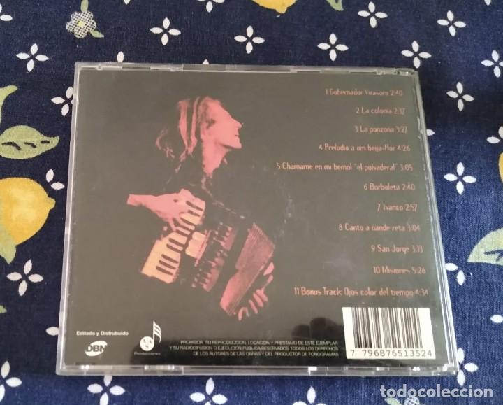 CDs de Música: CHANGO SPASIUK - LA PONZOÑA CD IMPORTADO - Foto 2 - 192978255