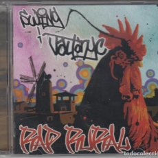 CDs de Música: SWING I VALTONYC CD RAP RURAL 2011. Lote 193025648