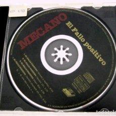 CDs de Música: CD EL FALLO POSITIVO MECANO 1992 MAXI. Lote 193025907