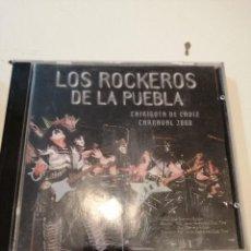 CD de Música: G-ONCAD90 CD MUSICA CARNAVAL DE CADIZ LOS ROCKEROS DE LA PUEBLA CHIRIGOTA DEL YUYU . Lote 193028550