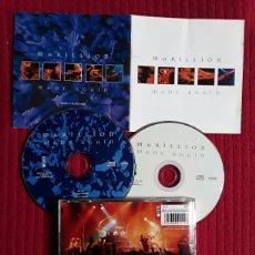 CDs de Música: MARILLION: MADE AGAIN. 2CD'S LIVE 1996 EMI MUSIC.. Lote 193040688