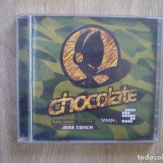 CDs de Música: DOBLE CD. CHOCOLATE 5. JOSE CONCA.. Lote 193047490