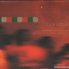 CDs de Música: ANSEL COLLINS WITH SLY AND ROBBIE / JAMAICAN GOLD / CD DIGIPACK DE 2012 RF-4473 , PERFECTO ESTADO. Lote 208474291