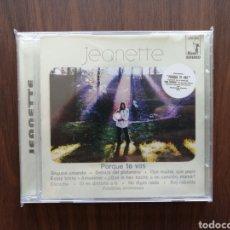 CDs de Música: JEANETTE - PORQUE TE VAS. Lote 193063530