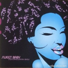 CDs de Música: MACY GRAY - SWEET BABY. Lote 193115745