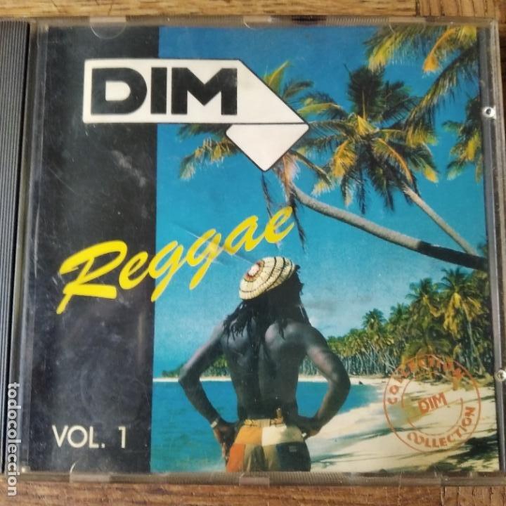 REGGAE - OBSEQUIO DIM - CD - BOB MARLEY Y OTROS (Música - CD's Reggae)