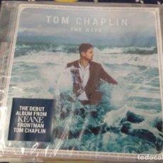 CDs de Música: TOM CHAPLIN CD THE WAVE - IMPORTADO ARGENTINA-CERRADO. Lote 193181481