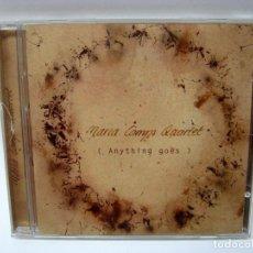 CDs de Música: MARIA CAMPS QUARTET ?– ( ANYTHING GOES ) CD 10 TEMAS . Lote 193184791