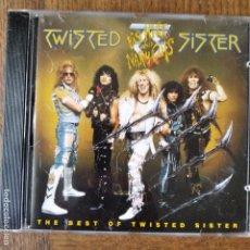 CDs de Música: TWISTED SISTER - BIG HITS AND NASTY CUTS . CD -. Lote 193263357