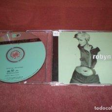 CDs de Música: CD SINGLE PROMO ROBYN / SHOW ME LOVE - CAJA FINA PLASTICO. Lote 193276243