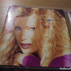 CD de Música: RAR CD. SPAGNA. NO WAY OUT. 10 TRACKS. 1991. EPIC. Lote 193291200