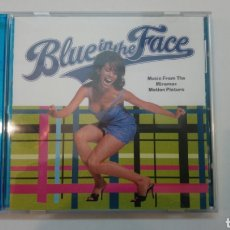 CDs de Música: BLUE IN THE FACE - MUSIC FROM THE MIRAMAX MOTION PICTURE . CD PERFECTO ESTADO. BSO. Lote 193307040
