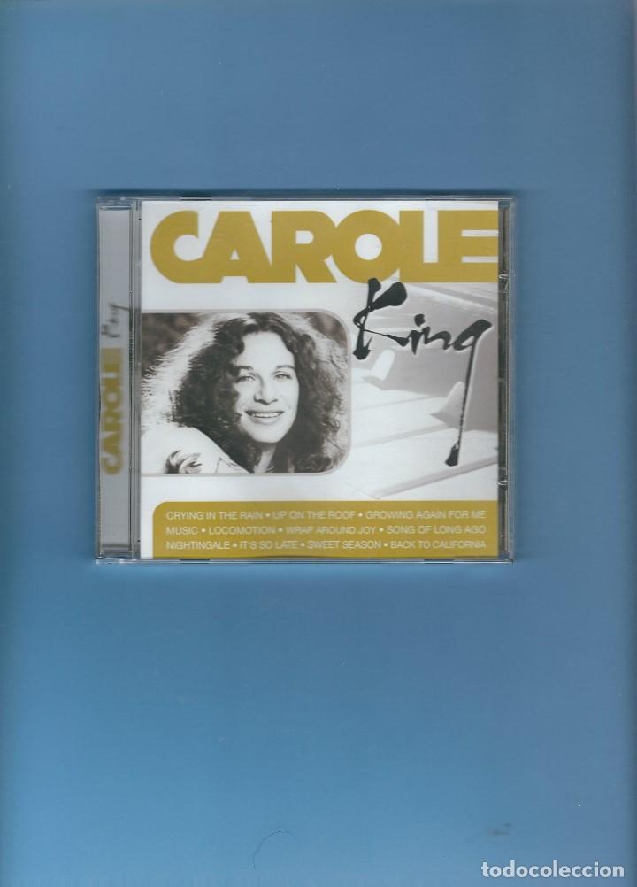 CD - CAROLE KING - 12 ÉXITOS (Música - CD's Melódica )