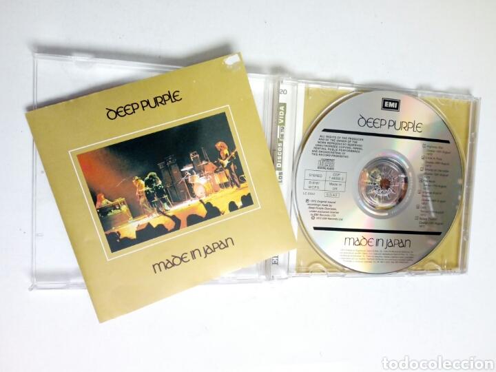 CD: DEEP PURPLE - MADE IN JAPAN (EMI, 2003) (Música - CD's Heavy Metal)