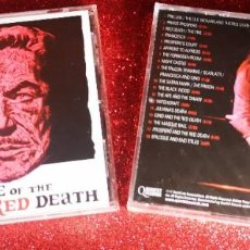 CDs de Música: THE MASQUE OF THE RED DEATH / DAVID LEE. Lote 193397231