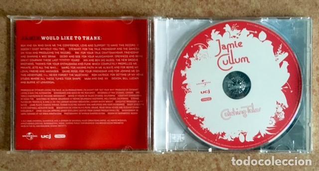 CDs de Música: JAMIE CULLUM - CATCHING TALES - Foto 2 - 193403231