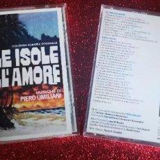 CDs de Música: LE ISOLE DELL' AMORE / PIERO UMILIANI. Lote 193404652