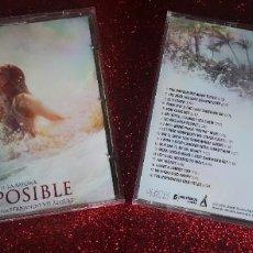 CDs de Música: LO IMPOSIBLE / FERNANDO VELÁZQUEZ. Lote 193404920