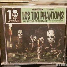 CDs de Música: LOS TIKI PHANTOMS Y EL MISTERIO DEL TALISMÁN (BCORE DISC 2015) SURF MUSIC - CD. Lote 193425693