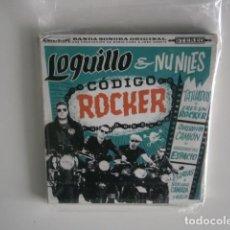 CDs de Música: LOQUILLO Y NU NILES CÓDIGO ROCKER FIRMADO. Lote 193559823