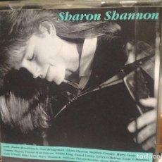 CDs de Música: SHARON SHANNON CD ALBUM DEL AÑO 1991 HECHO EN CANADA MUSICA CELTA ADAM CLAYTON U2 MUY RARO PEPETO. Lote 193635202
