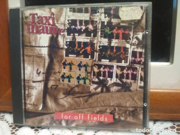 TAXI MAUVE FAR OFF FIELDS ( MUSIC FROM IRELAND ) CD ALBUM 1992 PEPETO (Música - CD's Country y Folk)
