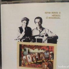 CDs de Música: KEVIN BURKE & MICHAEL O DOMHNAILL CD ALBUM 1982 USA PEPETO. Lote 193637415