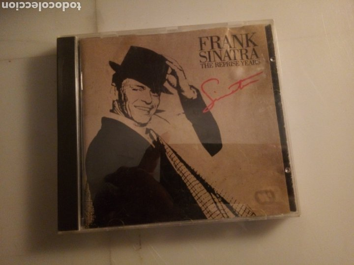 FRANK SINATRA. THE REPRISE YEARS. (Música - CD's Melódica )