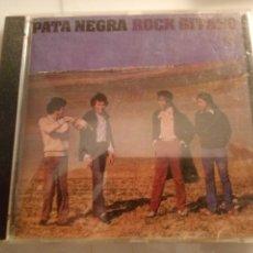 CDs de Música: PATA NEGRA. ROCK GITANO.. Lote 193644036