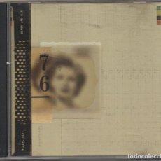 CDs de Musique: BELLWETHER - SEVEN AND SIX / CD ALBUM / MUY BUEN ESTADO RF-4574. Lote 193648100