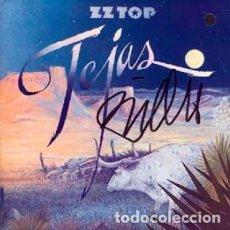 CDs de Musique: ZZ TOP - TEJAS, CD FIRMADO POR BILLY GIBONS !! COLLECTORS !!. Lote 193652072