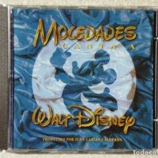 CDs de Música: MOCEDADES CANTA A DISNEY. Lote 193682577
