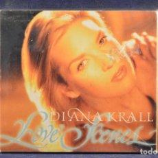 CD di Musica: DIANA KRALL - LOVE SCENES - CD . Lote 193683473