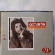 CDs de Música: CAMARÓN - ANTOLOGIA. Lote 193726330