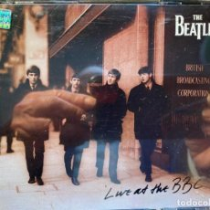 CDs de Música: THE BEATLES LIVE AT THE BBC. Lote 193728806