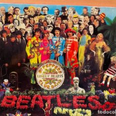 CDs de Música: THE BEATLES SARGENT PEPPER'S LONELY HEARTS CLUB BAND. Lote 193729298