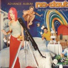 CDs de Música: NO DOUBT - RETURN OF SATURN (ADVANCE ALBUM). Lote 193822927