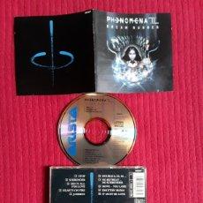 CDs de Música: PHENOMENA II: DREAM RUNNER. CD AOR. EDICIÓN ORIGINAL 1987 ARISTA. MUY RARO.. Lote 193830477