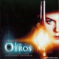 CDs de Música: LOS OTROS / ALEJANDRO AMENÁBAR CD BSO. Lote 193866897
