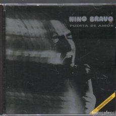 CDs de Música: NINO BRAVO - PUERTA DE AMOR / CD ALBUM DE 1995 RF-4638 , PERFECTO ESTADO. Lote 193873823