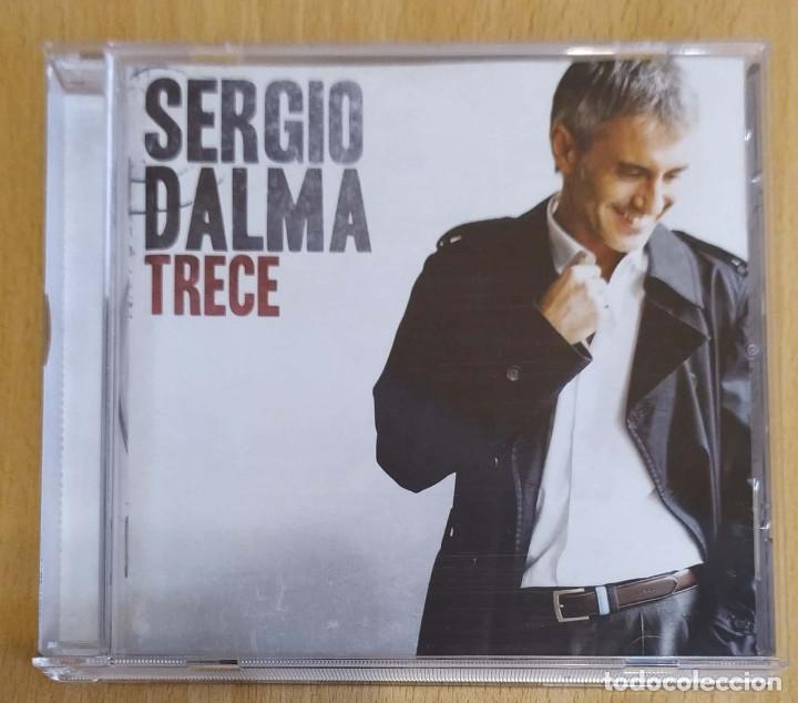 SERGIO DALMA (TRECE) CD 2010 (Música - CD's Pop)