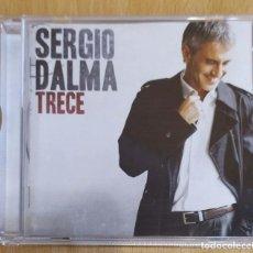CDs de Música: SERGIO DALMA (TRECE) CD 2010. Lote 193901078