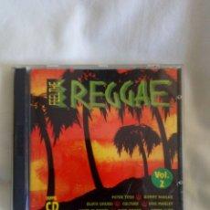 CDs de Música: FEEL THE REGGAE VOLUMEN 2. CD X 2. Lote 193907435